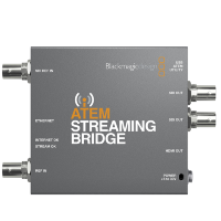 Видеоконвертер Blackmagic ATEM Streaming Bridge